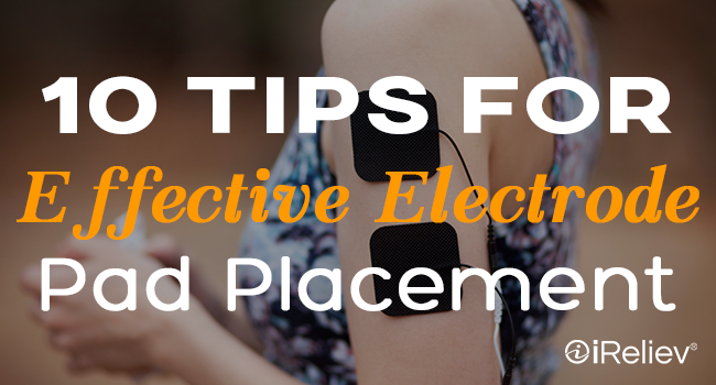 10 tips for effective electrode pad placement