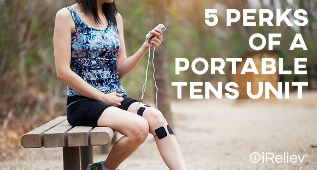 5 perks of a portable tens unit