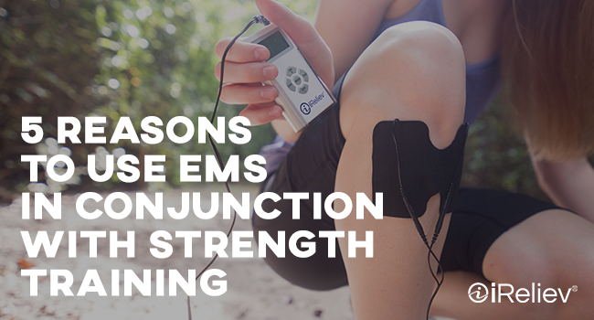 5 Reasons to Use EMS in Conjunction With Strength Training