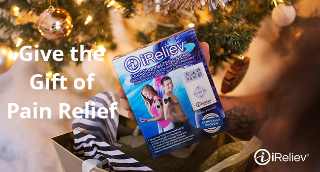Give the gift of continuous pain relief this holiday