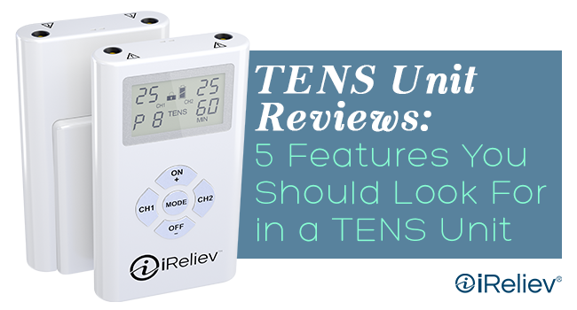 TENS Unit Reviews and features