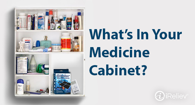 Why you should have a TENS Unit in your medicine cabinet