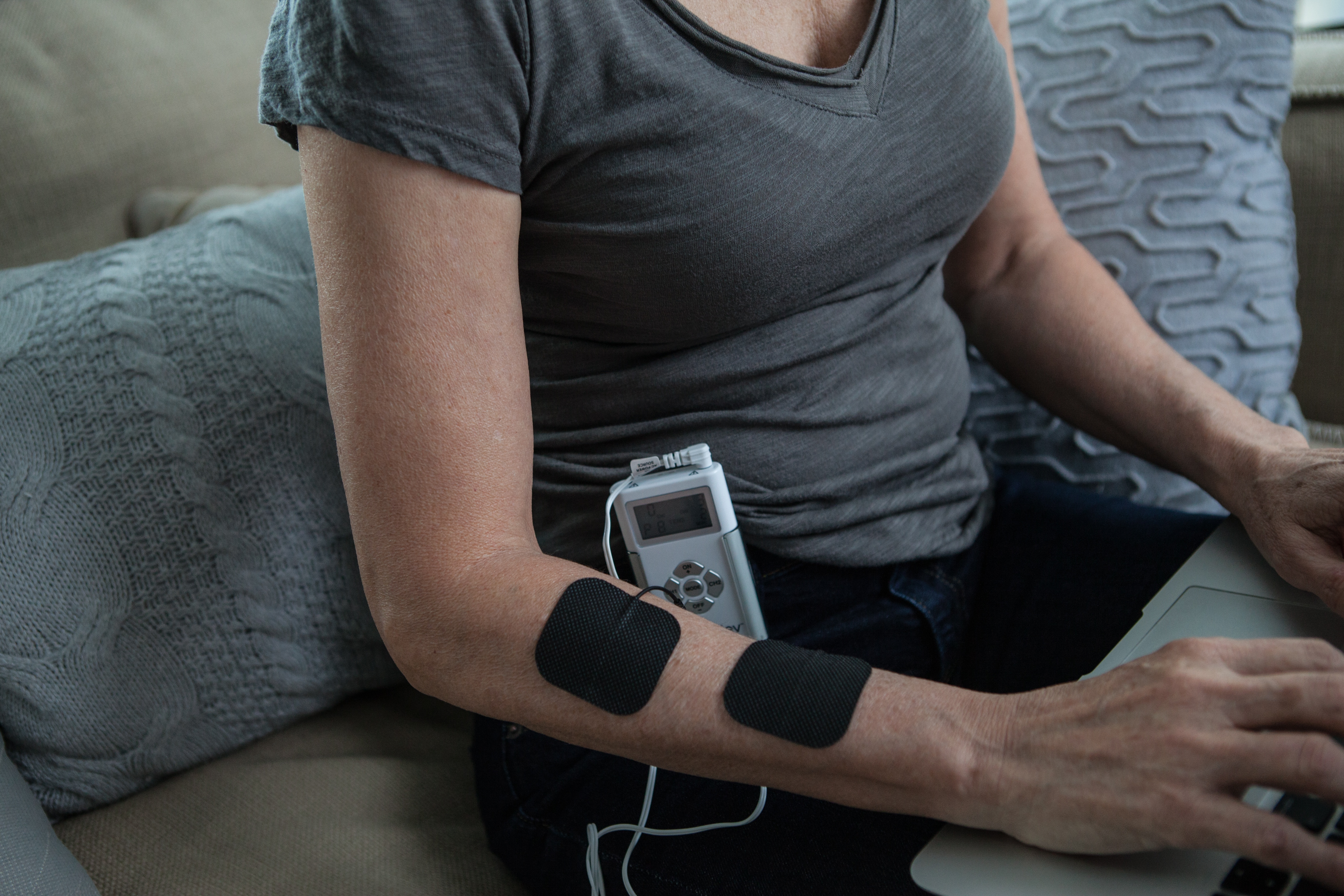 Does TENS therapy help with Carpal Tunnel?
