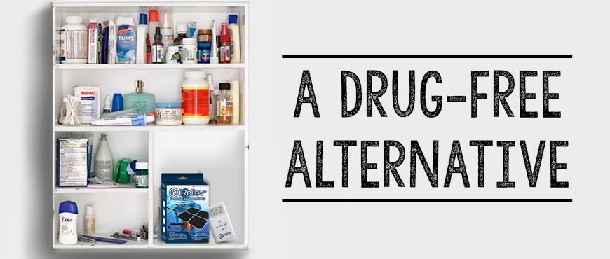 Drug free pain relief - Portable TENS Unit