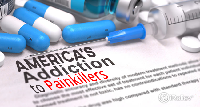 Replace your pill bottles with a drug-free TENS Unit
