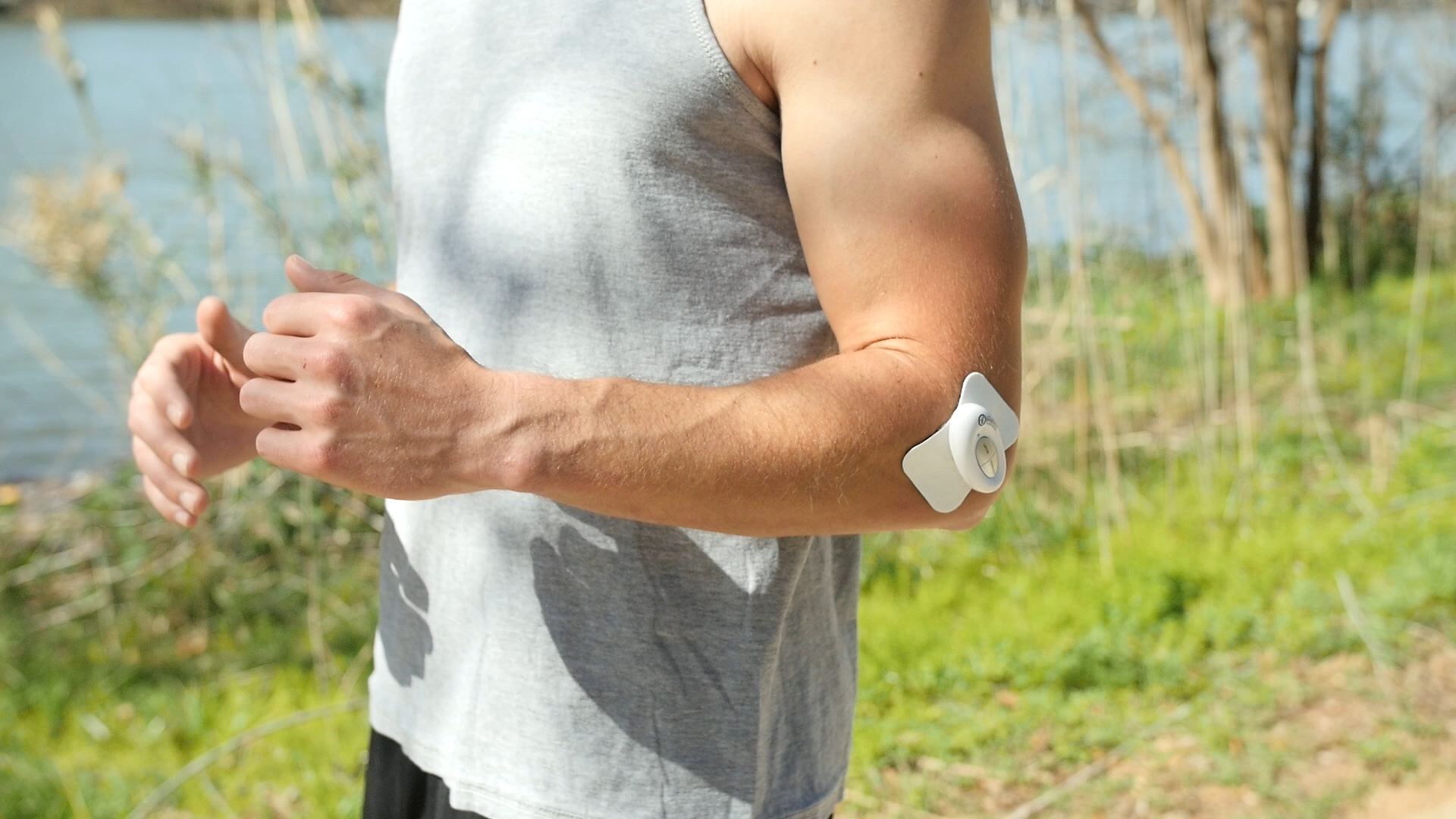 TENS Therapy for Tennis Elbow