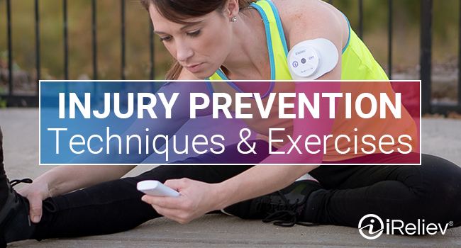 injury prevention techniques and exercises