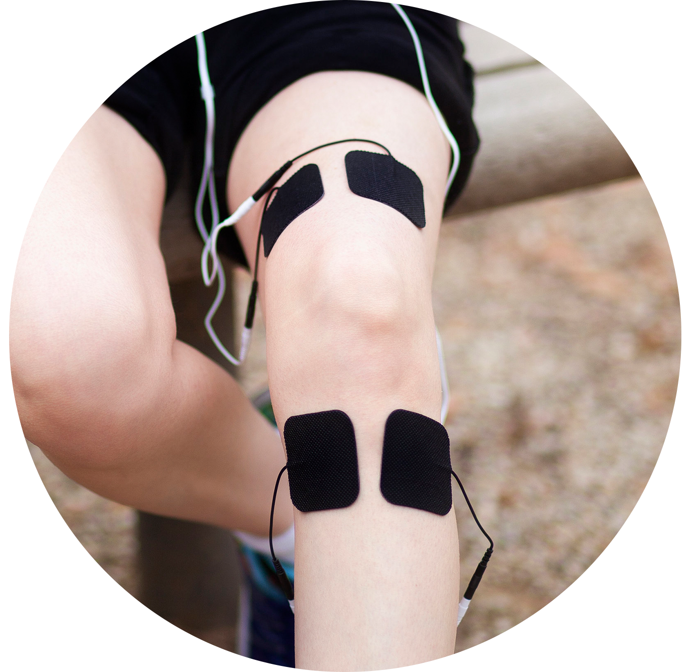 TENS therapy for knee pain