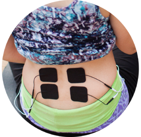 EMS therapy for back injuries