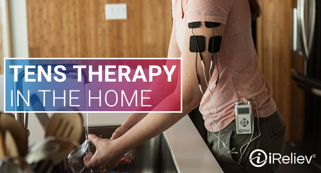 tens therapy in the home