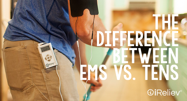 The difference between ems vs tens