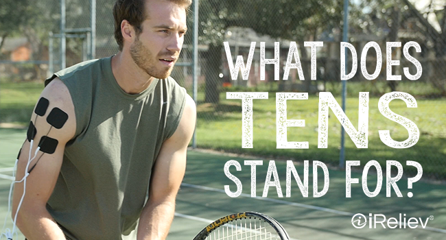 What does TENS stand for?