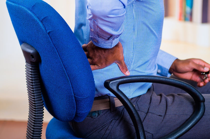 Bursitis treatment with TENS Therapy